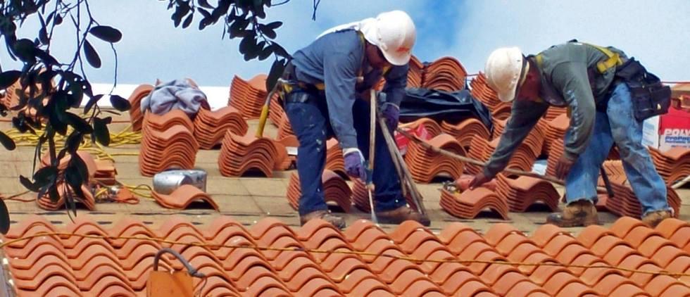 Concrete Tile Roofing