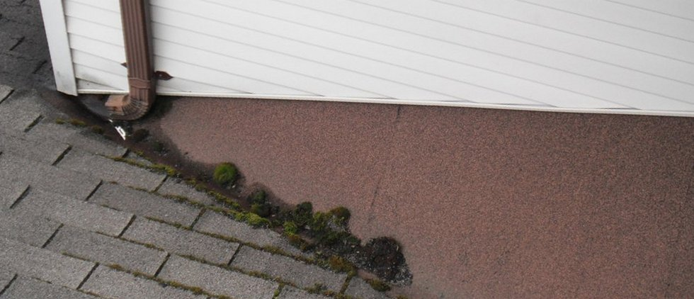 Concrete Tiled Roof